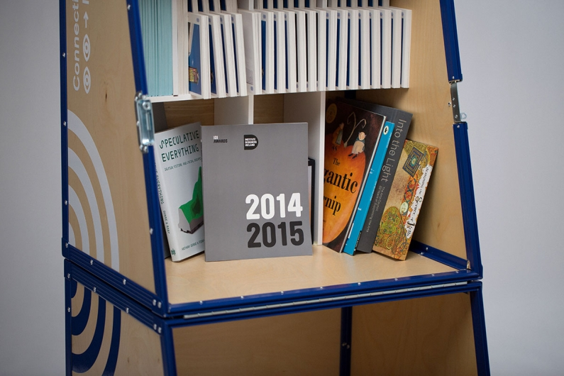 The Institute of Designers in Ireland (IDI) Awards Book 2014/2015